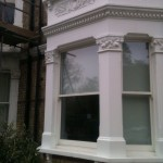 London external decoration