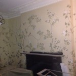 home wallpapering