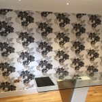 wallpapering services