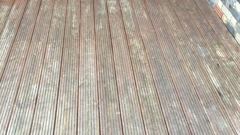decking restoration in London