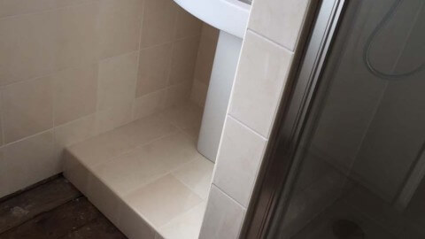 bathroom refurbishment london